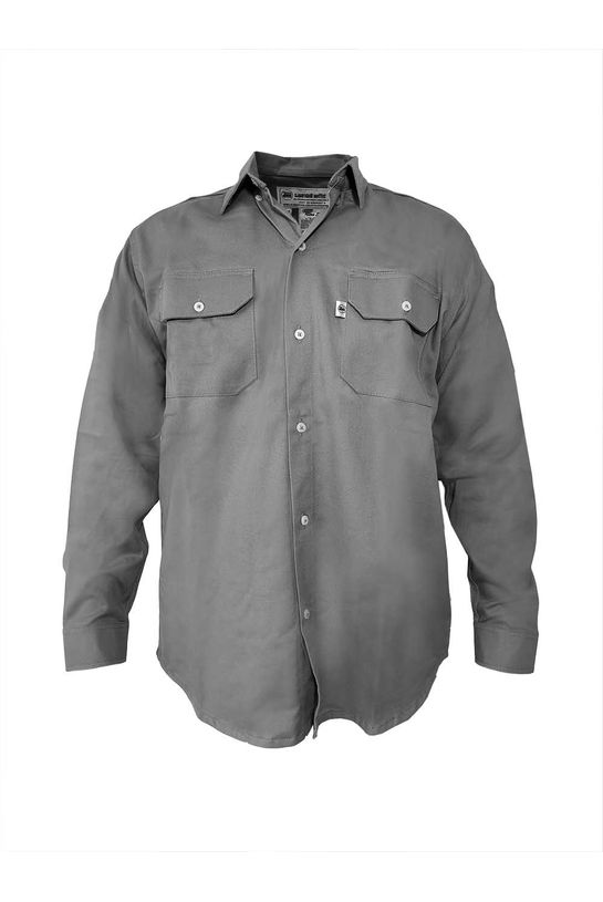 Camisa-Eiger-Gris-delantero