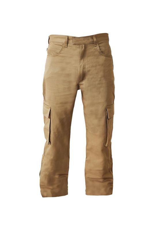 Pantalon-cargo-KHAKI-DELANTERO