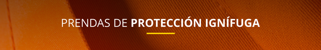 Prendas de proteccion inifuga